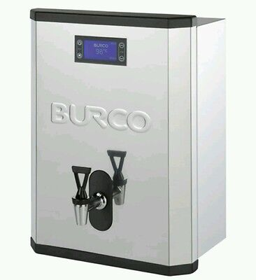 Burco 444442466 auto fill water boiler wall mounted 5 litre with filtration, 3kw