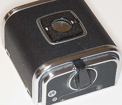Hasselblad A24 chrome back with matching film insert