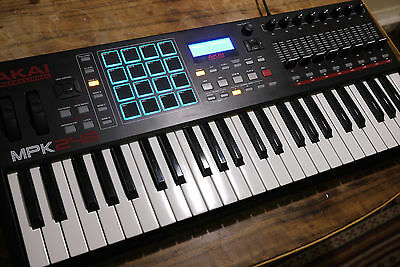 Akai Professional MPK249 Performance Keyboard Controller 49-Key MIDI USB