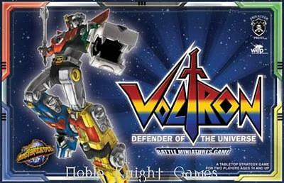 Privateer  Monsterpocal Voltron - Defender of the Universe, Battle Minia Box NM