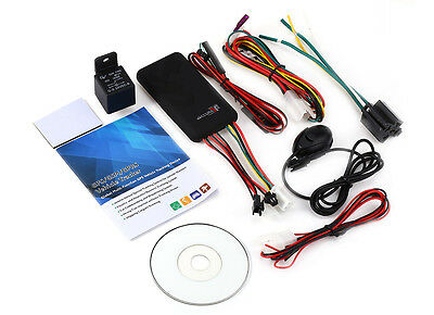New GT06 Vehicle Car GPS SMS GPRS Realtime Tracker Locator SMS Tracking Alarm