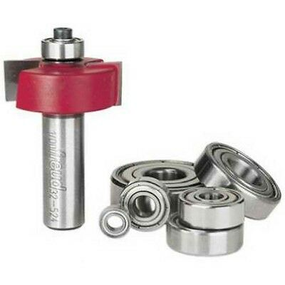 Freud 32-524 1-3/8-Inch Rabbeting Router Bit with Bearing Set