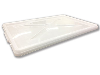 Lid to suit Hygeinic Stackable Durable Dough Ball Proving Trays (60x40cm)
