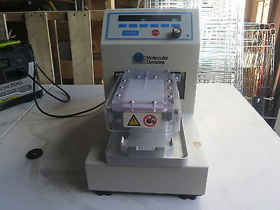 CCS Packard - Molecular Devices PlateWash Microplate Washer -Test Plate Included