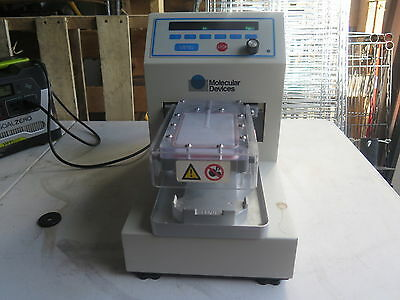 Molecular Devices PlateWash Microplate Washer -Test Plate/Wash Bottles Included