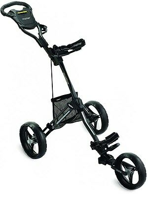 Bag Boy Express DLX Golf Buggy Black