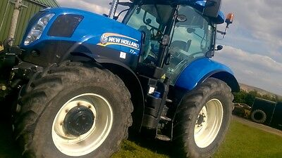 2014 New Holland T7.200