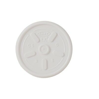 1000X Disposable Foam Cup Vented Lids 10oz /Commercial Takeaway Restaurant Cafe