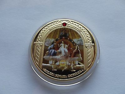 Commemorative Coin - the Canonisation to the Sainthood of Mother Teresa