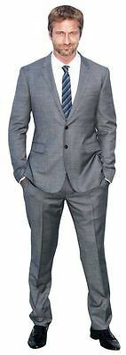 Gerard Butler Cardboard Cutout (life size OR mini size). Standee. Stand Up.