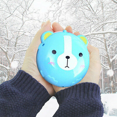 Portable Cute Hand USB Rechargeable Mini Hand Warmer Electric Pocket Heater