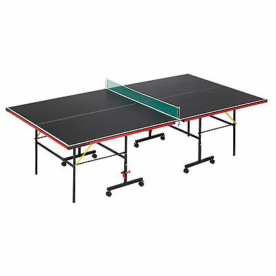 Viper Aurora Full Size 9' L x 5' W Indoor Table Tennis Ping Pong Table / 70-0100