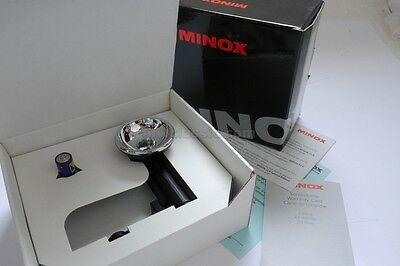 Minox Flash for the Digital Classic Camera collection. L-shaped with retro Bulb