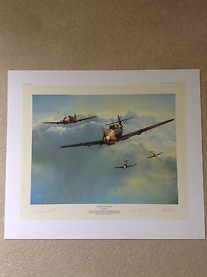 Evening Reflection by Richard Taylor, Artist's Proof, Veteran Signed, Mint Condn