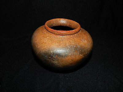 Pre-Columbian Globular Pot, Costa Rica, Authentic