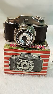 Vintage Hit style camera new in box, miniature
