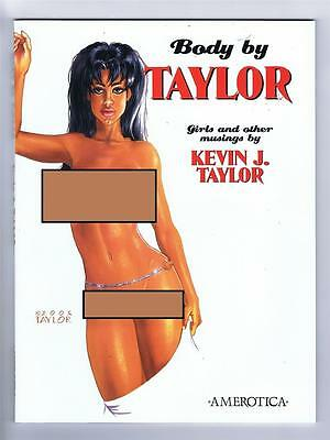 Body By Taylor Girls and other Musing by Kevin J Taylor SC VF+