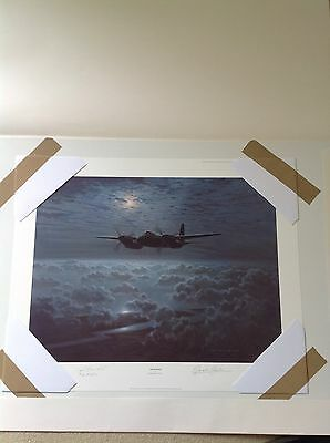 Pathfinder by Gerald Coulson, Limited Edn, Artist & Veteran Signed, Mint Cond'n.