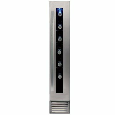 CAPLE WI155 Built-in Wine Cooler - Stainless Steel
