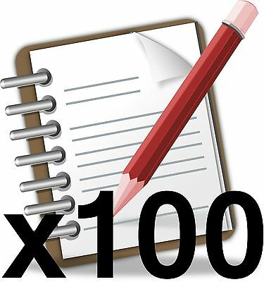 Article Writing Service - 100 Original Articles - 300 Words Each - Package Deal