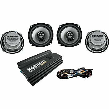 Big Ultra Front/rear Replacement Speaker Kit, 98-'11 Dressers Exc