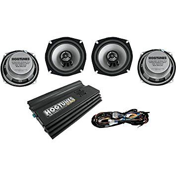 Big Ultra Front/rear Replacement Speaker Kit, '98-'13 Dressers Exc