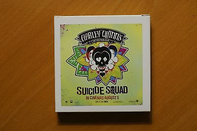 Suicide Squad Harley Quinn's Tattoo Parlour Promotional Tattoos Rare Boxed