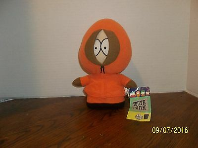 """2008 Comedy Central South Park Kenny Plush 9"""" Tall With Tags"""