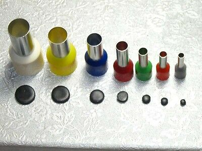 Dotting Circle Round Mini Cutters Polymer Clay Ceramic Pottery Set 7