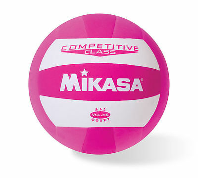 Mikasa Competitive Class Volleyball PINK