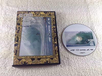 Second To None A FREDDY MALONE FILM surf DVD