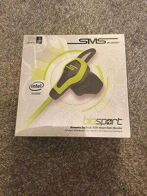 sms audio biosport with heart rate monitor