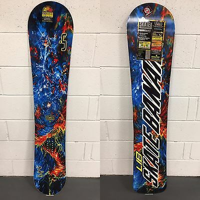 New 2016 Lib-Tech Skate Banana 159 (BLUE/RED) fundaMENTAL  Snowboard