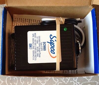Supco Surge Protector SCM60 New In Box