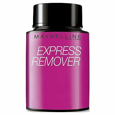 NEW Maybelline Express Nail Polish Remover 75ml