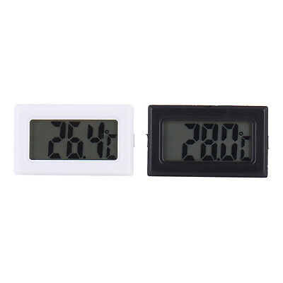 Digital LCD Thermometer Fish Tank Water Embedded Electronic Temperature Detector