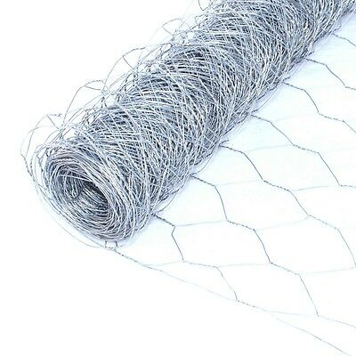 "ALEKO 50 Ft Mesh Wire Roll Cloth 20 Gauge Steel 48x50 2"" Mesh WM48X50M2G20"