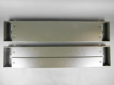 *Lot of 2* Rittal 8602.000 Base Trim Panels - NEW Surplus!