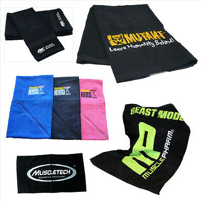 Mystery Gym Towel - Random Styles Sizes And Colours - Muscle Training Unisex