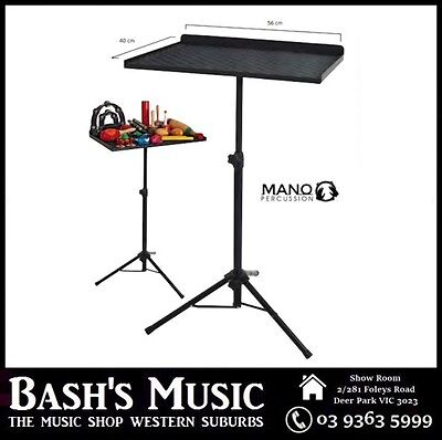 Xtreme Professional Heavy Duty Percussion Table or Most Mixers and Laptops