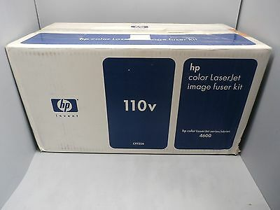 GENUINE HP C9725A 110V IMAGE FUSER KIT COLOR LASERJET 4600 New