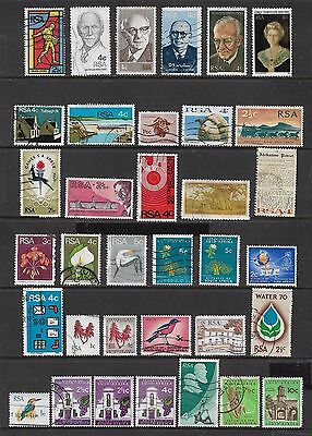 SOUTH AFRICA - mixed collection No.24, decimal