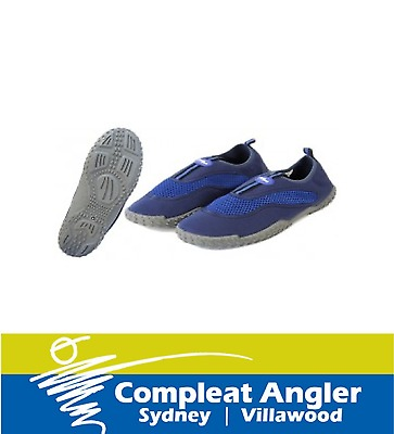 Land & Seasports Size 5 Blue Aqua Shoes BRAND NEW At Compleat Angler
