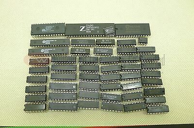 Zilog Z80 Harlequin ZX Spectrum Homebrew IC Kit