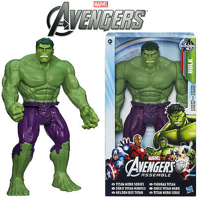 A4810 Personaggio Hulk Grande Avengers 30 Cm Hasbro Action Figure Super Eroe Mar
