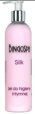 BingoSpa Silk Feminine Gentle Hygiene Wash 300ml