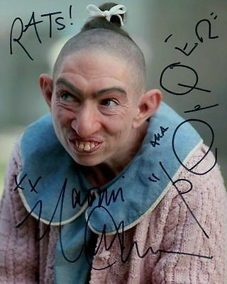 Naomi Grossman In Person Signed Photo - B40 - Pepper - American Horror Story
