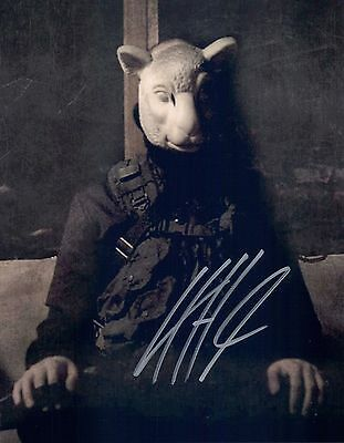 L.C. Holt In Person Signed Photo - B54 - You're Next