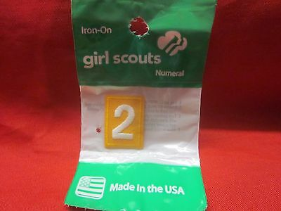 Daisy Girl Scouts Number 2 (New)