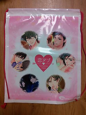 Voltage Inc Anime Expo 2016 AX2016 Exclusive plastic bag backpack
